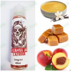 CATRINA 50ML 0MG - CHICANOS JUICE