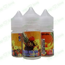 FRESH MIXED FRUITS PREMACERADO 20ML - OIL4VAP