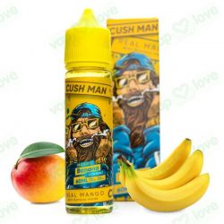 Cush Man Banana 50ml 0mg - Nasty Juice