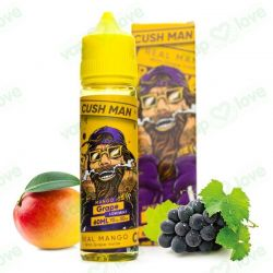 Cush Man Grape 50ml 0mg - Nasty Juice