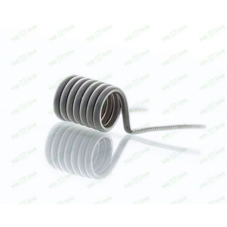 Single Fused SALTS MTL 0.8ohm - Charro Coils