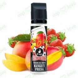 Mango y Fresa 50ml 0mg - Drops