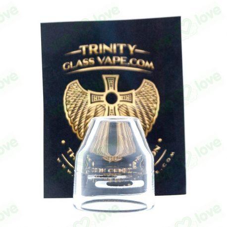 Glass Cap Bullet Terk V2 - Trinity