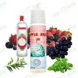 Artic Red 50ml 0mg - Nova Liquides