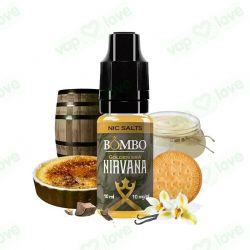 Nirvana - Golden Era Nic Salts by Bombo