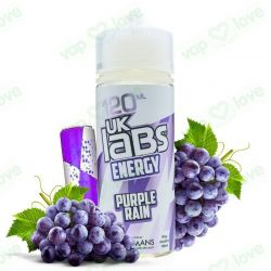 Purple Rain 100ml 0mg - UK Labs Gummies