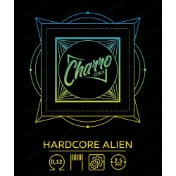 HARDCORE ALIEN 0.12 - Charro Coils
