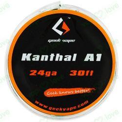 10m. GeekVape Kanthal A1 0.50mm (24GA)