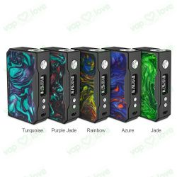 VOOPOO BLACK DRAG RESIN 157W