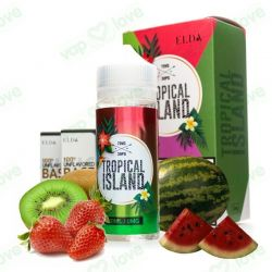 TROPICAL ISLAND 3MG PACK 120ML - ELDA