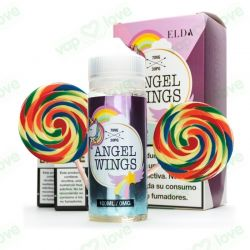 ANGEL WINGS 3MG PACK 120ML - ELDA