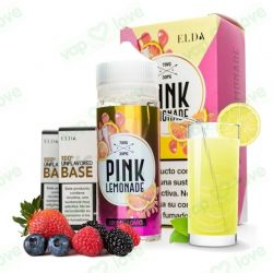 PINK LEMONADE 3MG PACK 120ML - ELDA