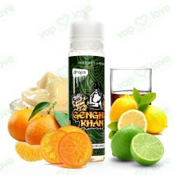 Genghis Khan 50ml 0mg - Drops