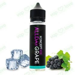 All Day Grape KonceptXIX 50ml 0mg