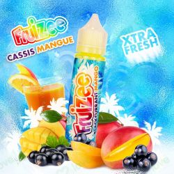50ML FRUIZEE GROSELLA NEGRA MANGO 0MG