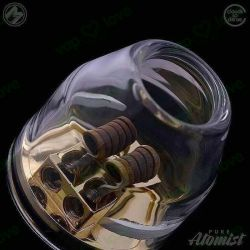 Glass Cap Bullet Dead Rabbit 22mm - Trinity