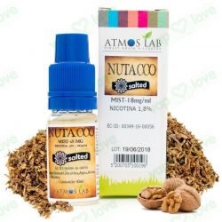 10ml. Nutaco Salted Mist 18mg - Atmos Lab