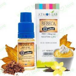 10ml Bebeca Salted Mist 18mg - Atmos Lab