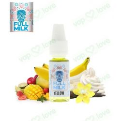 Aroma 10ml Full Milk Yellow