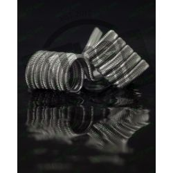 Resistencia Alien fused Clapton Elektra - The Coil
